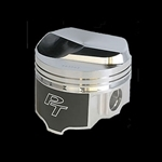 PTS514A Chevy 454 21 0cc Wiseco Dome Top Pro Tru Pistons